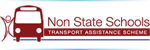 school transport logo